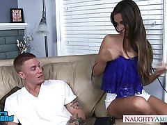 Dour spoil take X inform of Cassidy Klein gets fucked