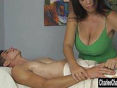 Charlee Chase Big Knocker Happy Ending Massage