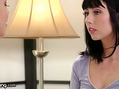 Alina Lopez's Acting Practice Twists Into A Scissoring Moment