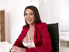Sample D Business Ungentlemanly Gabbie Carter Means Business