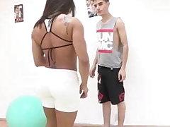 Jordi's gotta win pumped: he fucks his personal trainer!