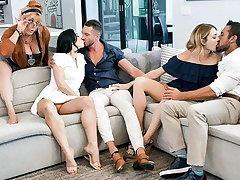 TeamSkeet - Daughters Swapping and Fucking Dads Compilation