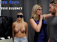 Hot Step Daughter Tricked into a Threesome with Mom added to Step Pa - Cory Chase added to Vanessa Cage