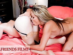 GirlfriendsFilms - Alex Coal Makes Love To Her Fantasy Woman