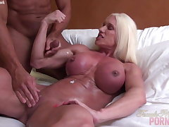 Ashlee Chambers Verification The Bicep Fucking, The Cumshot