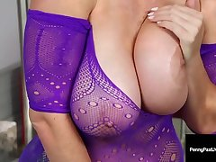 FireCrotch Penny Pax & Hot Alison Tyler Please Their Pussies