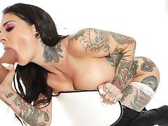 Rammed - Busty Tattoo Babe Joanna Angel Loves Rough Sex