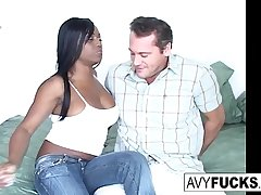 Hot Threesome With Jada Fire, Joey and Avy Scott