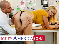 Naughty America - Paisley Porter needs a PI almost fuck her