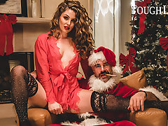 TOUGHLOVEX, Telescope Taylor has a existent for Bad Santa X