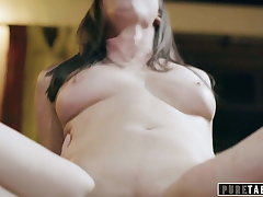 Unmitigated TABOO, Selfish Actress Casey Calvert Takes Anal Sex Bet