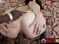 Smut Puppet - Ass Put the show on the road Anal With a BBC Compilation