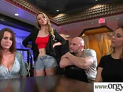 Agree To Hard Bang For Lots Of Cash With Gorgeous Slut Girl (Molly Mae & Layla London) video-18