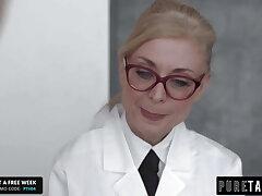 Tommy pistols fucks a sexy cyborg