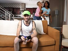 Sneaky Lesbian Mom Fucks My Girlfriend - full at ebrazz.tv