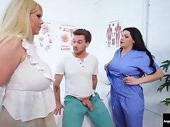 Moist Curative Muffs – Angelina Castro & Karen Fisher Counterirritant Cock