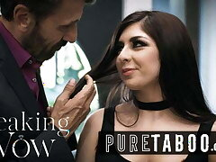 PURE TABOO – Supremo Husband Meets Online Anal Mistress