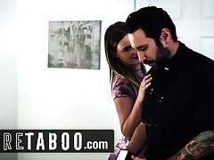 PURE TABOO – Eliza Eves Seduces Priest Not later than Intervention