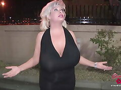 Huge Interior Claudia Marie Takes Breeding By 2 Guys