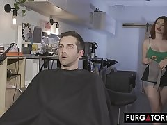 PURGATORYX Trim and a Shave Vol 1 Part 1 with Annabel Redd