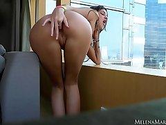 Fuck My Ass and Pussy! Melena Maria Rya