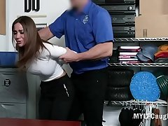 Please Let Go Of Me, Officer- MILF Pleads- Havana Bleu