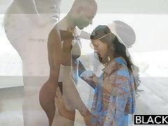 BLACKED Chief Interracial For Rich Arab Girl Jade Jantzen