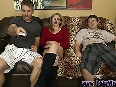 Screwing My StepSon behind my Husbands Back - Cory Chase